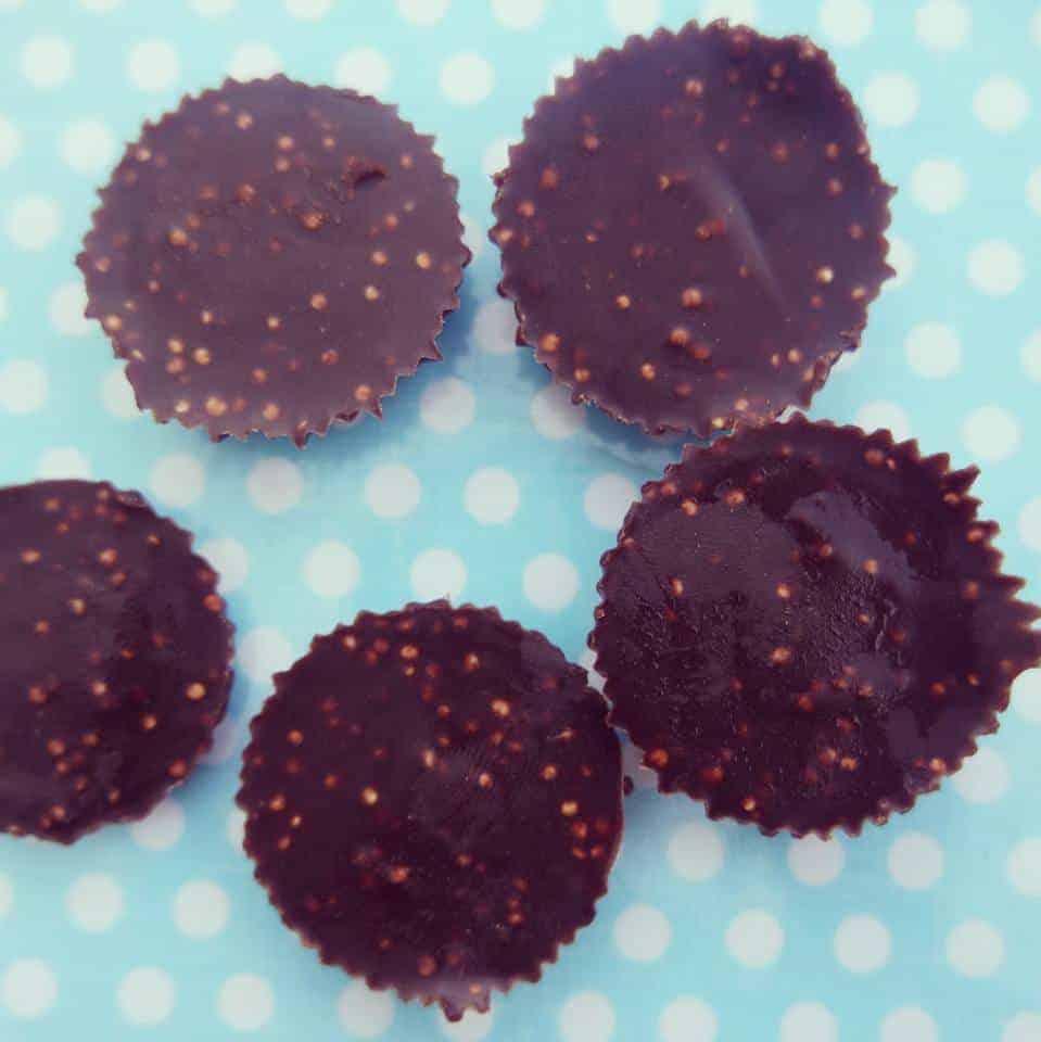 שוקולד קינואה