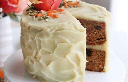 עוגת ראווה חגיגית לפסח ללא גלוטן