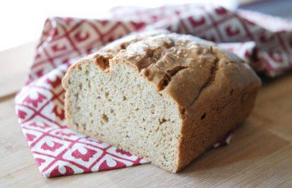 לחם קשיו ללא גלוטן כשר לפסח